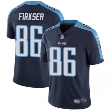 Youth Anthony Firkser Tennessee Titans Limited Navy Blue Alternate Vapor Untouchable Jersey